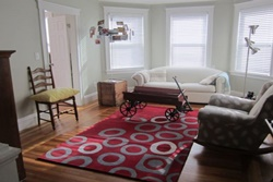 historic family friendly home dogs allowed vacation rentals in Salem